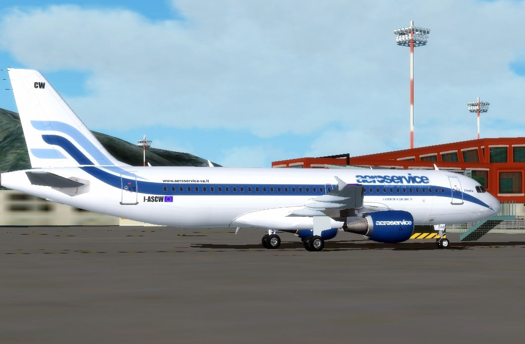 Aeroservice VA - Compagnia Aerea Virtuale Italiana